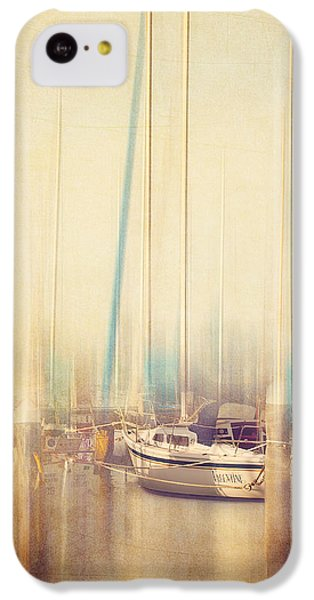 Morning Sail IPhone 5c Case by Amy Weiss