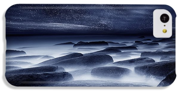 Morpheus Kingdom IPhone 5c Case by Jorge Maia