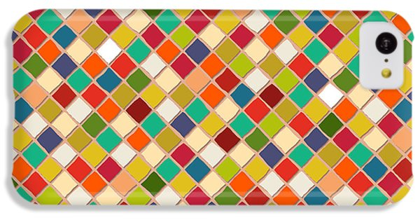 Mosaico IPhone 5c Case by Sharon Turner