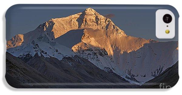 Mount Everest At Dusk IPhone 5c Case by Hitendra SINKAR