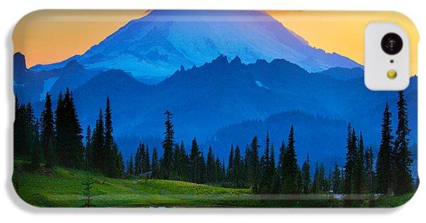 Mount Rainier Goodnight IPhone 5c Case