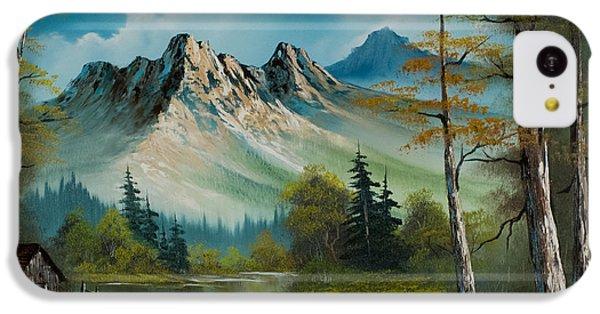 Mountain Retreat IPhone 5c Case