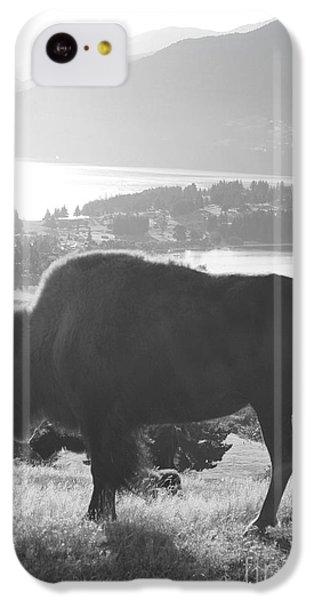Mountain Wildlife IPhone 5c Case by Pixel  Chimp