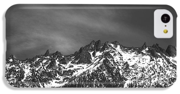 North Cascade Mountain Range IPhone 5c Case