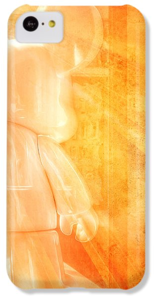 Mice iPhone 5c Case - Mouse Number 7 by Scott Norris