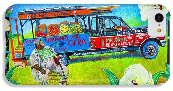 Mr Okra IPhone 5c Case