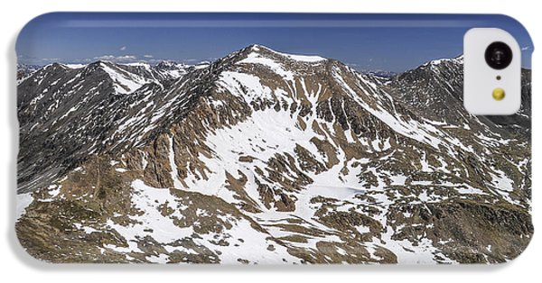 Mt. Democrat IPhone 5c Case by Aaron Spong