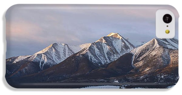 Mt. Princeton Panorama IPhone 5c Case by Aaron Spong