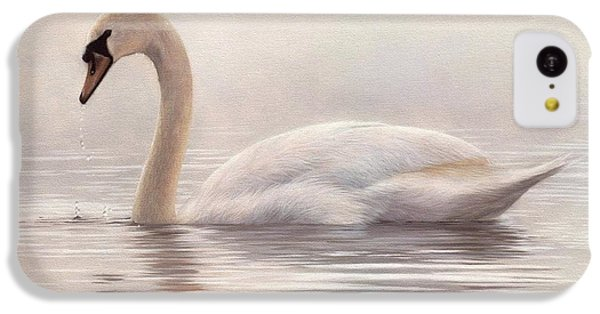 Mute Swan Painting IPhone 5c Case