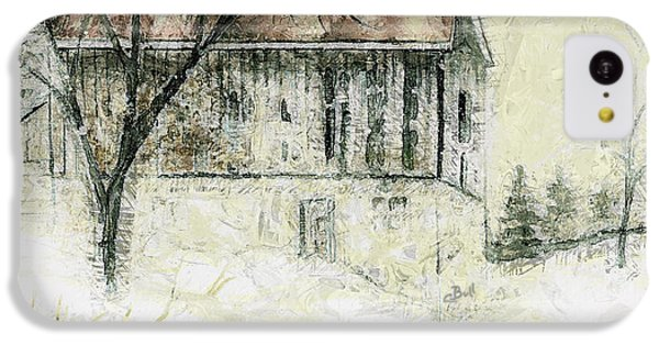Caledon Barn IPhone 5c Case