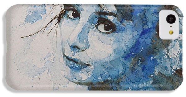 Audrey Hepburn iPhone 5c Case - My Fair Lady by Paul Lovering