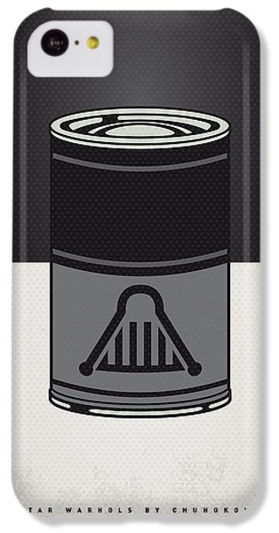 My Star Warhols Darth Vader Minimal Can Poster IPhone 5c Case
