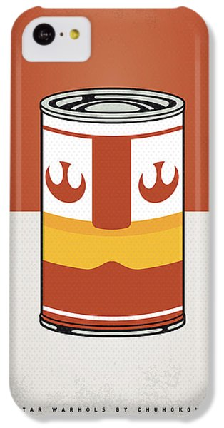My Star Warhols Luke Skywalker Minimal Can Poster IPhone 5c Case