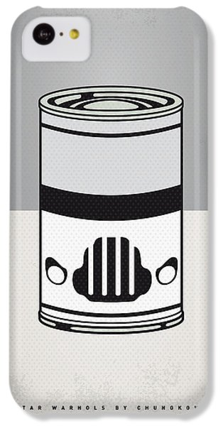 My Star Warhols Stormtrooper Minimal Can Poster IPhone 5c Case