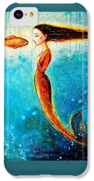 Mystic Mermaid II IPhone 5c Case