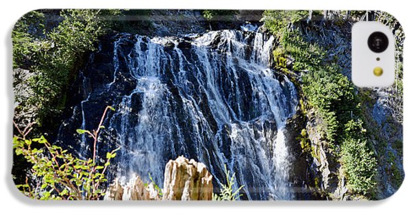 IPhone 5c Case featuring the photograph Narada Falls by Anthony Baatz