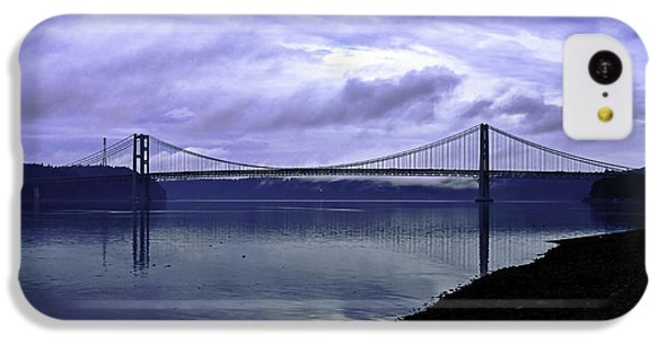 Narrows Bridge IPhone 5c Case by Anthony Baatz
