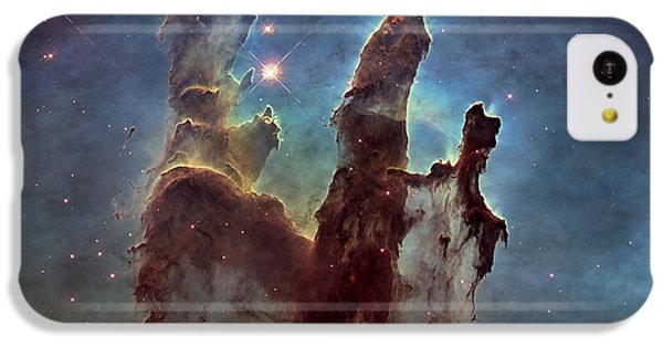 New Pillars Of Creation Hd Square IPhone 5c Case