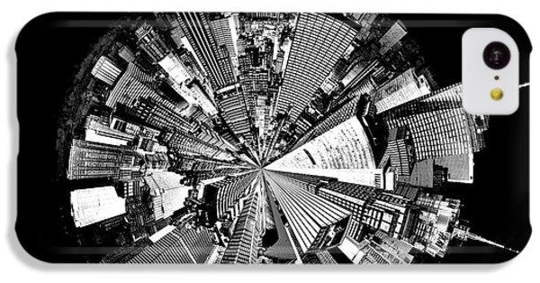 Empire State Building iPhone 5c Case - New York 2 Circagraph by Az Jackson