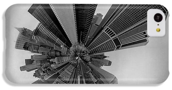 Empire State Building iPhone 5c Case - New York Circagraph 5 by Az Jackson