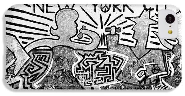 New York City Graffiti IPhone 5c Case