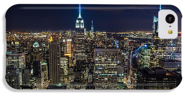 New York City IPhone 5c Case by Larry Marshall