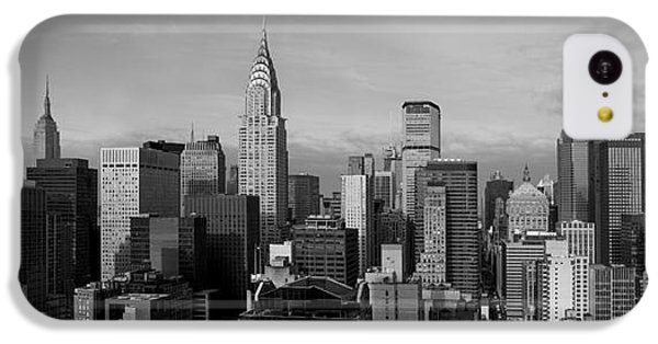 New York City Skyline IPhone 5c Case by Diane Diederich