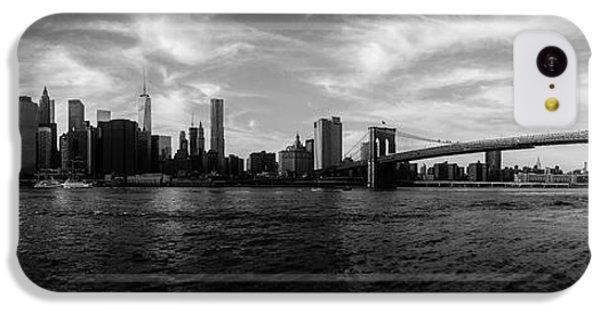 New York Skyline IPhone 5c Case by Nicklas Gustafsson