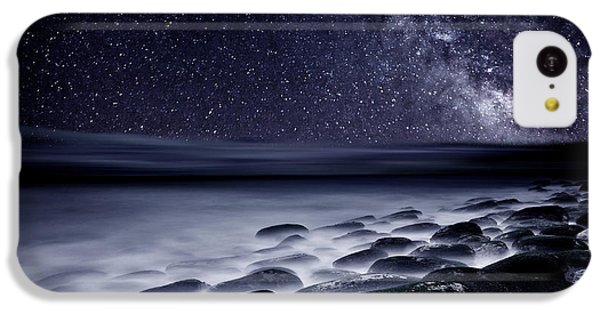 Flow iPhone 5c Case - Night Shadows by Jorge Maia