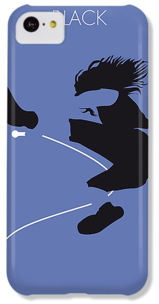 No008 My Pearl Jam Minimal Music Poster IPhone 5c Case by Chungkong Art