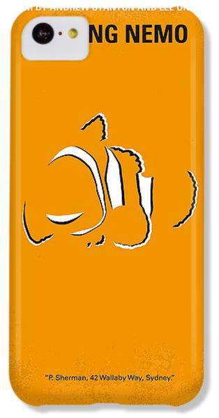 No054 My Nemo Minimal Movie Poster IPhone 5c Case