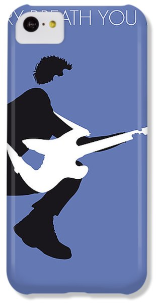 Guitar iPhone 5c Case - No058 My The Police Minimal Music Poster by Chungkong Art