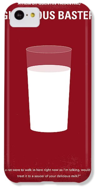 No138 My Inglourious Basterds Minimal Movie Poster IPhone 5c Case