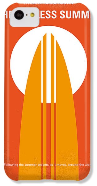 Fruits iPhone 5c Case - No274 My The Endless Summer Minimal Movie Poster by Chungkong Art
