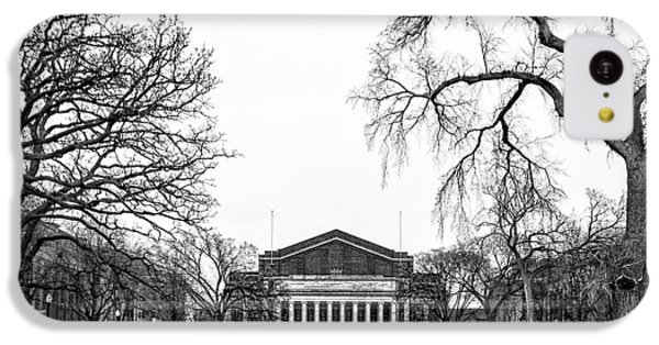 Northrop Auditorium At The University Of Minnesota IPhone 5c Case by Tom Gort