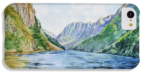 Norway Fjord IPhone 5c Case