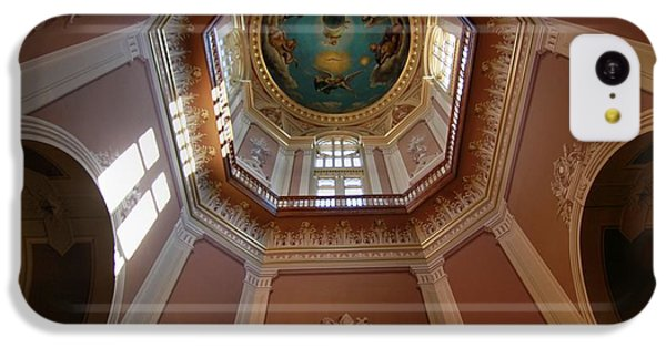 Notre Dame Ceiling IPhone 5c Case