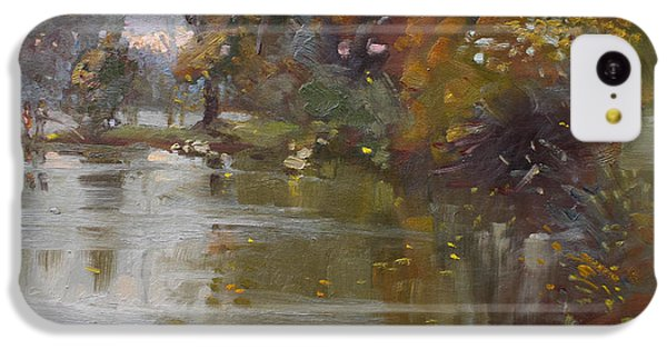 November 4th At Hyde Park IPhone 5c Case by Ylli Haruni