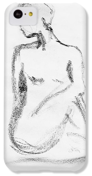 Nude Model Gesture Vi IPhone 5c Case
