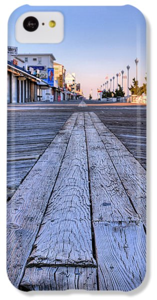 Ocean City IPhone 5c Case by JC Findley