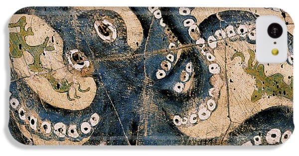 Octopus - Study No. 1 IPhone 5c Case