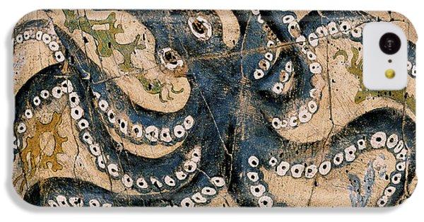 Octopus - Study No. 2 IPhone 5c Case
