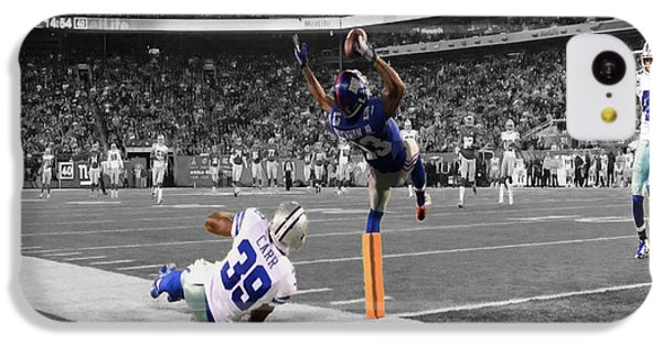 Odell Beckham Breaking The Internet IPhone 5c Case