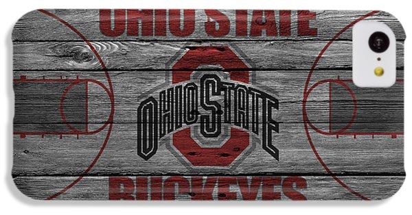 Ohio State Buckeyes IPhone 5c Case by Joe Hamilton