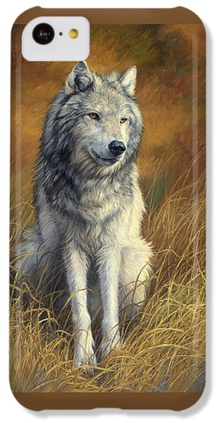Old And Wise IPhone 5c Case by Lucie Bilodeau