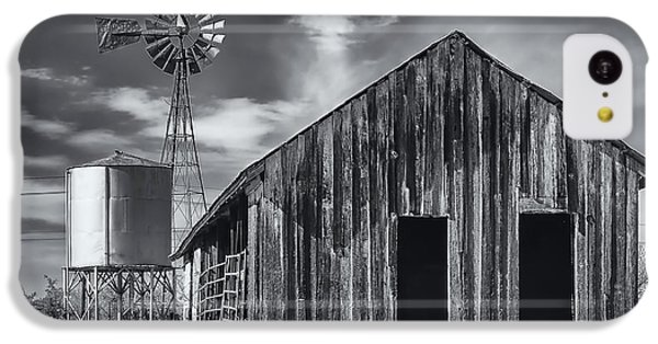 Old Barn No Wind IPhone 5c Case