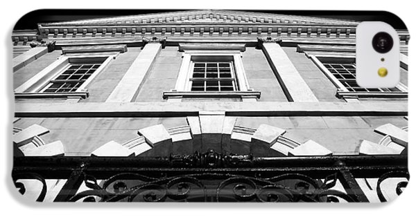 Old Exchange Building IPhone 5c Case by John Rizzuto