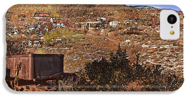 Old Mining Town No.24 IPhone 5c Case