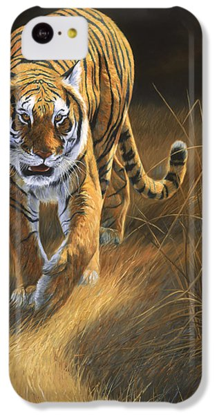 On The Move IPhone 5c Case by Lucie Bilodeau
