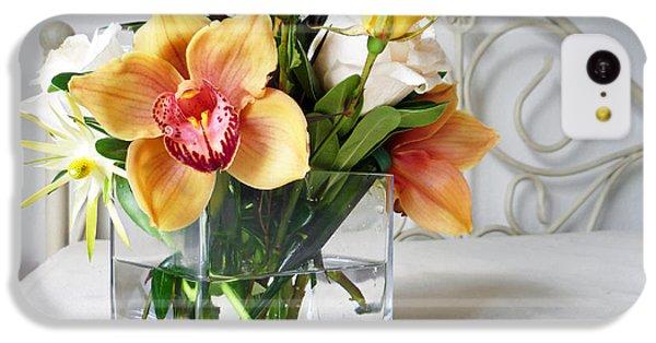 Orchid Bouquet IPhone 5c Case